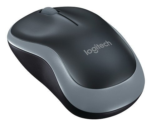 Logitech 910-002235 M185 Mouse Wireless, Grigio