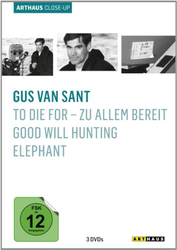 Gus Van Sant - Arthaus Close-Up [3 DVDs]
