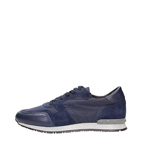 Docksteps DSE102777 Sneakers Uomo Tessuto Blu Blu 43