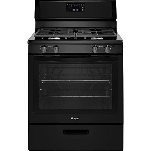 WHIRLPOOL-GIDDS-110952-30-51-cu-ft-Single-Oven-Free-Standing-Gas-Range-Black