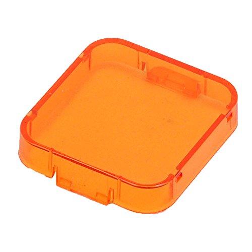 niceEshop(TM) Plongée étanche Filtre de Protection Objectif Logement Plongée Accessoire pour GoPro Hero 3+ 4 Caméra ( Orange)