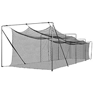 Buy Cimarron 70' x 14' x 12' Deluxe Complete Commercial Frame (for use with Baseball Softball... by Cimarron now!