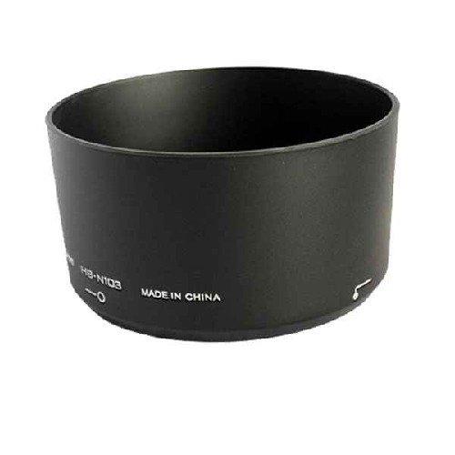 Kindofsmile Lens Hood For Nikon 1 Nikkor Vr Vr 30-110Mm F/3.8-5.6 Telephoto Zoom Lens, Replaces Nikon Hb-N103