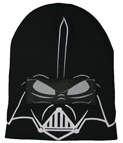 Star Wars Darth Vader Roll Down Mask Winter Beanie Hat