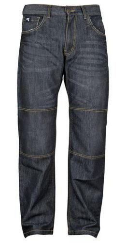 Speed & Strength Run With The Bulls Motorcycle Riding Denim Jeans Size 38 x 34