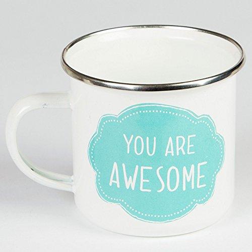 vous-etes-awesome-mug-en-email-pour-glamping-et-exterieur-le-camping-le-jardinage