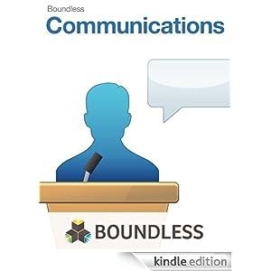 Logo for Communications