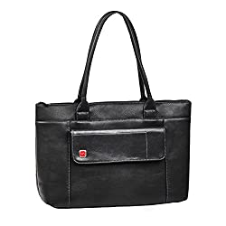 RivaCase 8991 (PU) Lady's Bag for 15.6-inch Laptop Large (Black)