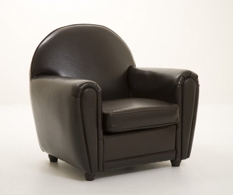 fauteuil club cuir pas cher. Black Bedroom Furniture Sets. Home Design Ideas