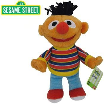 Fisher-Price Sesame Street Classic Plush Ernie - 1