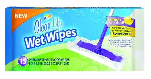 clean-up-wet-floor-wipes-15-pack