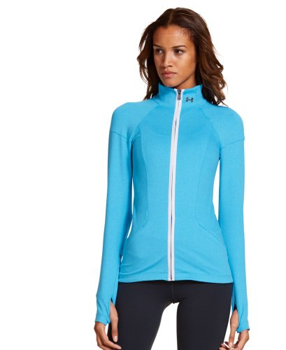 Under Armour Women'S Ua Studiomod Jacket Small Electric Blue