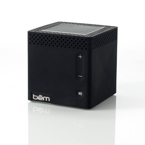 Bem HL2022B Bluetooth Mobile Speaker for Smartphones - Retail Packaging - Black