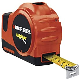 Black & Decker ATM100 Powered Tape Rule