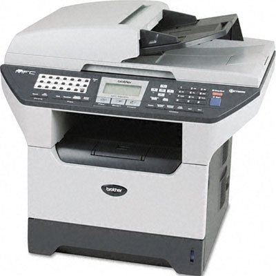 MFC8860dn Network-Ready/Duplex Laser Printer/Copier/Scanner/Fax/PC Fax