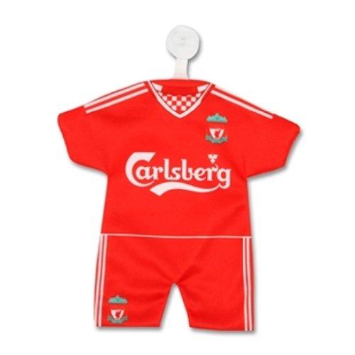 Liverpool Fc Home Kit Minikit – Red