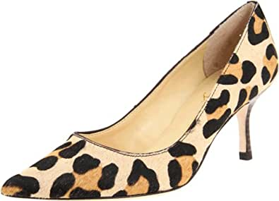 Ivanka Trump Women's Indicon Pump,Brown Multi Pony,10.5 M US