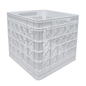 Amazon Com Iris Supreme Stacking Crates Set Of 3 In