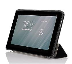 VSTN Dell Venue 7 (android) ultra-thin Smart Cover Case (For Dell Venue 7, Black)