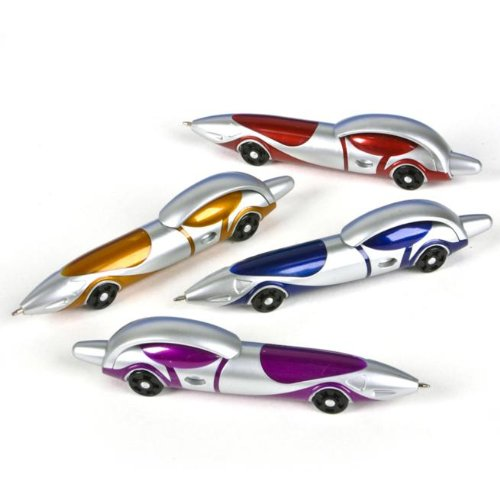 Racing-Car-Pens-24-Party-Accessory