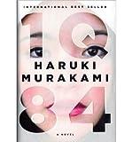 1Q84 Books 1 and 2 by Murakami, Haruki ( Author ) ON Oct-18-2011, Hardback Haruki Murakami