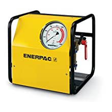 Enerpac ATP-1500 Ultra High Pressure Air Pump with 1500 Barometers Maximum Air Pressure