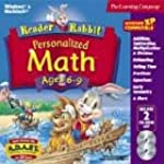 Reader Rabbit Personalized Math 6-9 D...