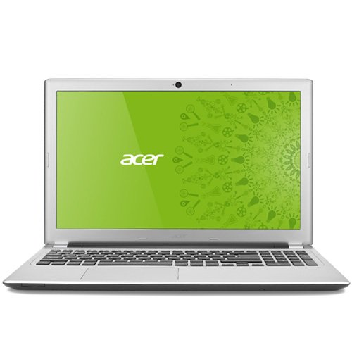 "Acer Aspire V5-551-8401 Slimbook A8 Quad Core Processor 4Gb 500Gb Amd Radeon Hd 7600G Graphics Dvd+/-Rw 15.6"" Hd Led Display Hdmi Bluetooth Web Cam (Silky Silver)"