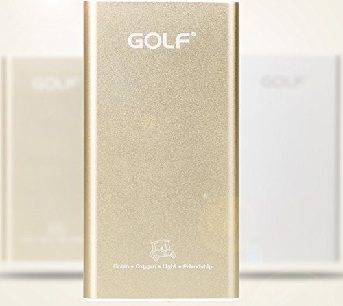 GOLF GF-027 10000mAh Power Bank