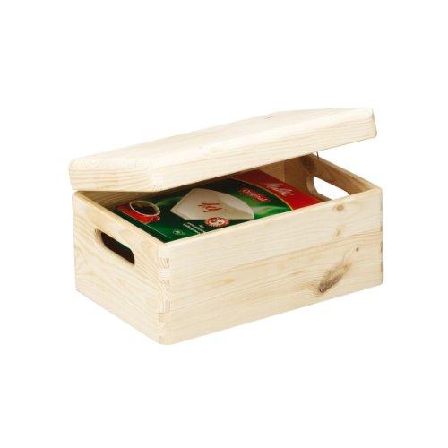 zeller-13150-boite-multi-usage-en-bois-de-conifere-avec-couvercle-30-x-20-x-14-cm