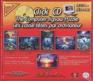 Click CD The Computer Jigsaw Puzzle - Series 3, Made by SBG