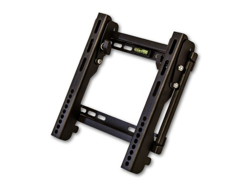 Navepoint Low Profile Wall Mount Bracket With Tilt For Led Lcd Plasma Flat Screen Tv From 21-37 Inches Black
