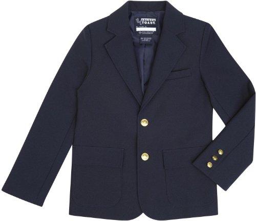 French Toast School Uniforms School Blazer Boys Navy 10 front-906952