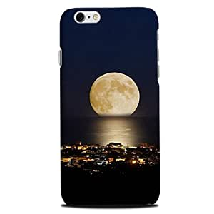 theStyleO Iphone 6 designer case and cover printed mobile back cover Moon