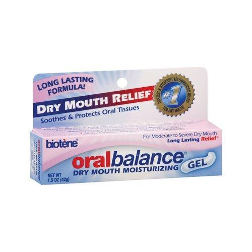 Biotene Oralbalance Dry Mouth Moisturizing Gel -- 1.5 Oz
