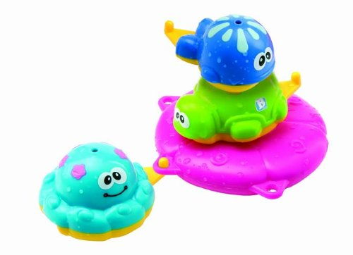 B kids Bath Stacking Pals Bathtub Toy (Discontinued by Manufacturer)