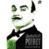 "Agatha Christie - Poirot Collection 6 [3 DVDs]von ""Hugh Fraser"""