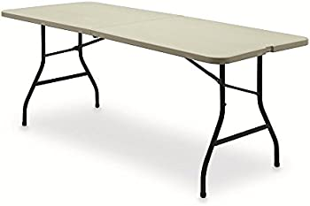 Northwest 6 Ft. Half Folding Table