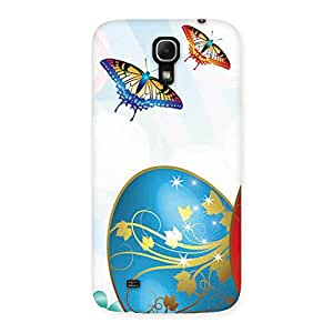 Anime Butterflies Back Case Cover for Galaxy Mega 6.3