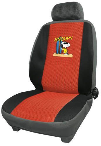Cheap Ototop 92016 Snoopy Car Seat Cover