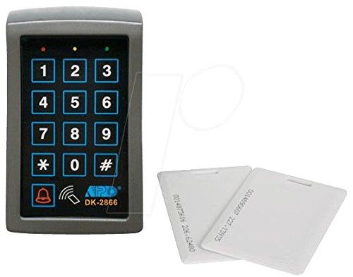Velleman Haa2866 3 Output Relay Digital Access Control Keypad