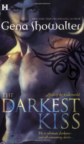 Image of The Darkest Kiss (Lords of the Underworld, Book 2)