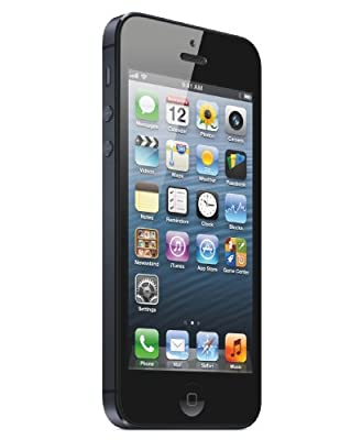 Apple iPhone 5 AT&T Cellphone, 32GB, Black