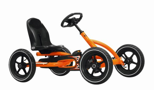 Berg Gokart, Buddy Junior orange