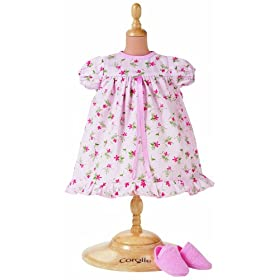 Corolle Classic Doll 14-inch Fashion Nightgown Set