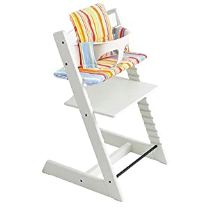 stokke stokke trip trap tripp trapp cushion art stripe. Black Bedroom Furniture Sets. Home Design Ideas