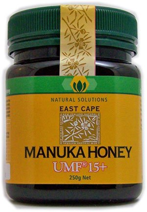 East Cape New Zealand Manuka Honey UMF 15+