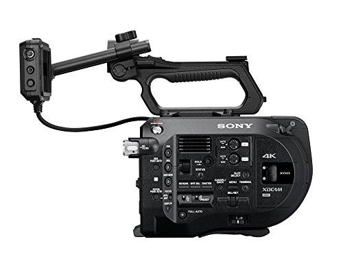 sony pxw-fs7 xdcam super 35 camera system   2 replacement bp-u90