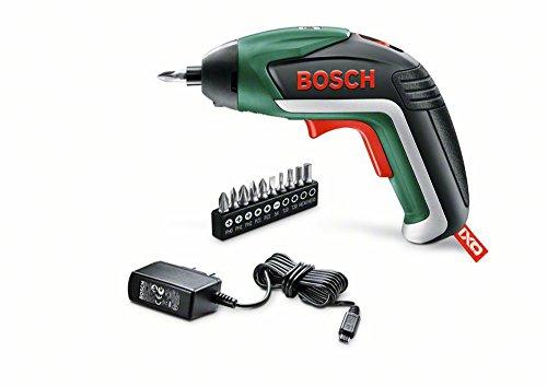 Bosch-DIY-Akku-Schrauber-IXO-5-Generation-10-Schrauberbits-USB-Ladegert-Metalldose-36-V-15-Ah-215-min-1-Leerlaufdrehzahl