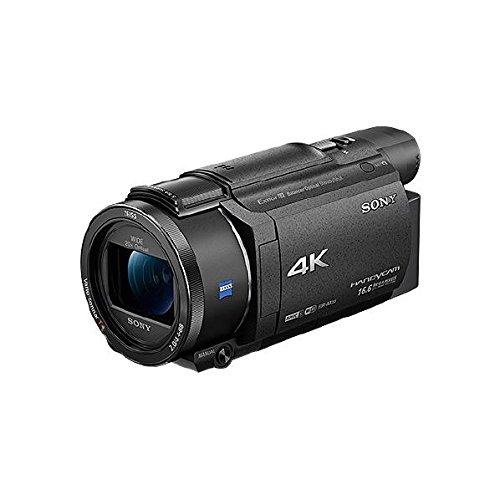 SONY 64GB内蔵メモリー デジタル4Kビデオカメラレコーダー ハンディカム ブラック FDR-AX55 B